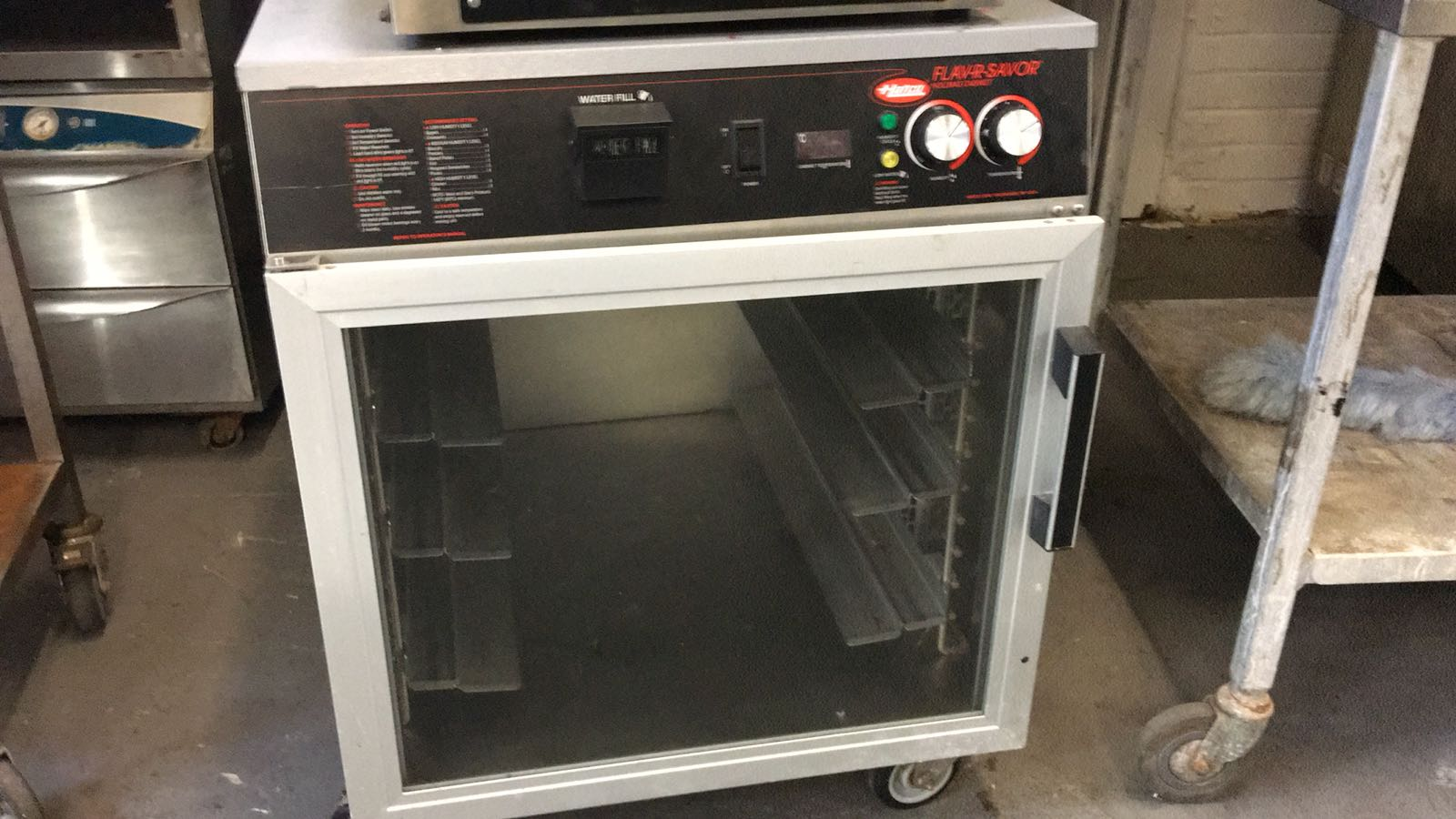 Heated Portable Hot Food Holding Cabinets Uk