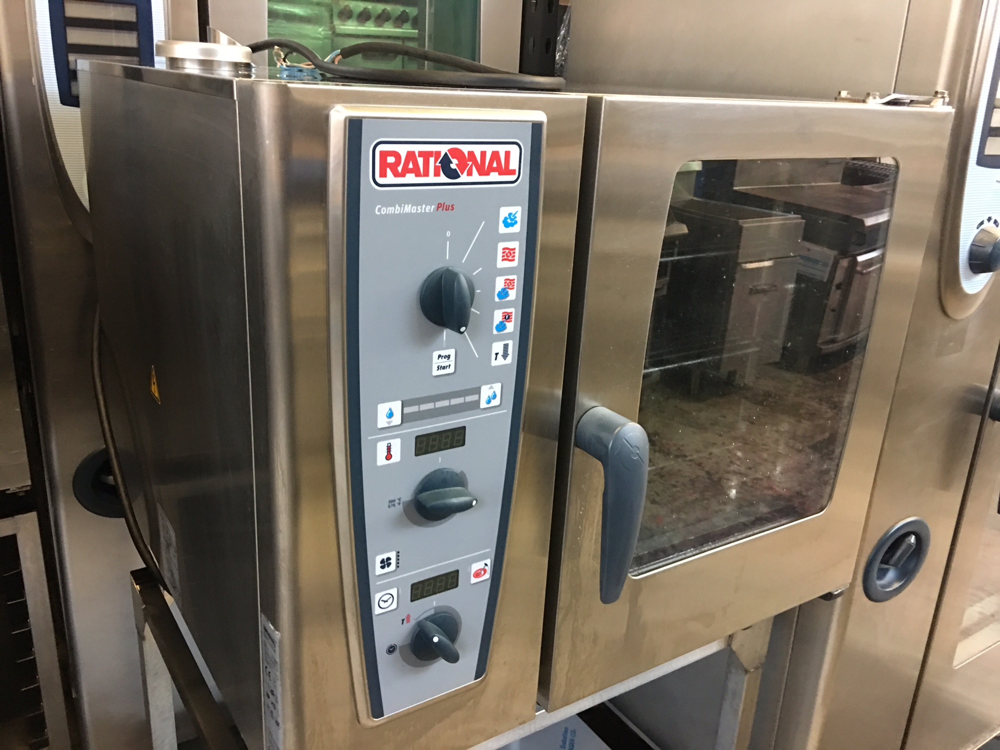 rational combi oven service manual pdf