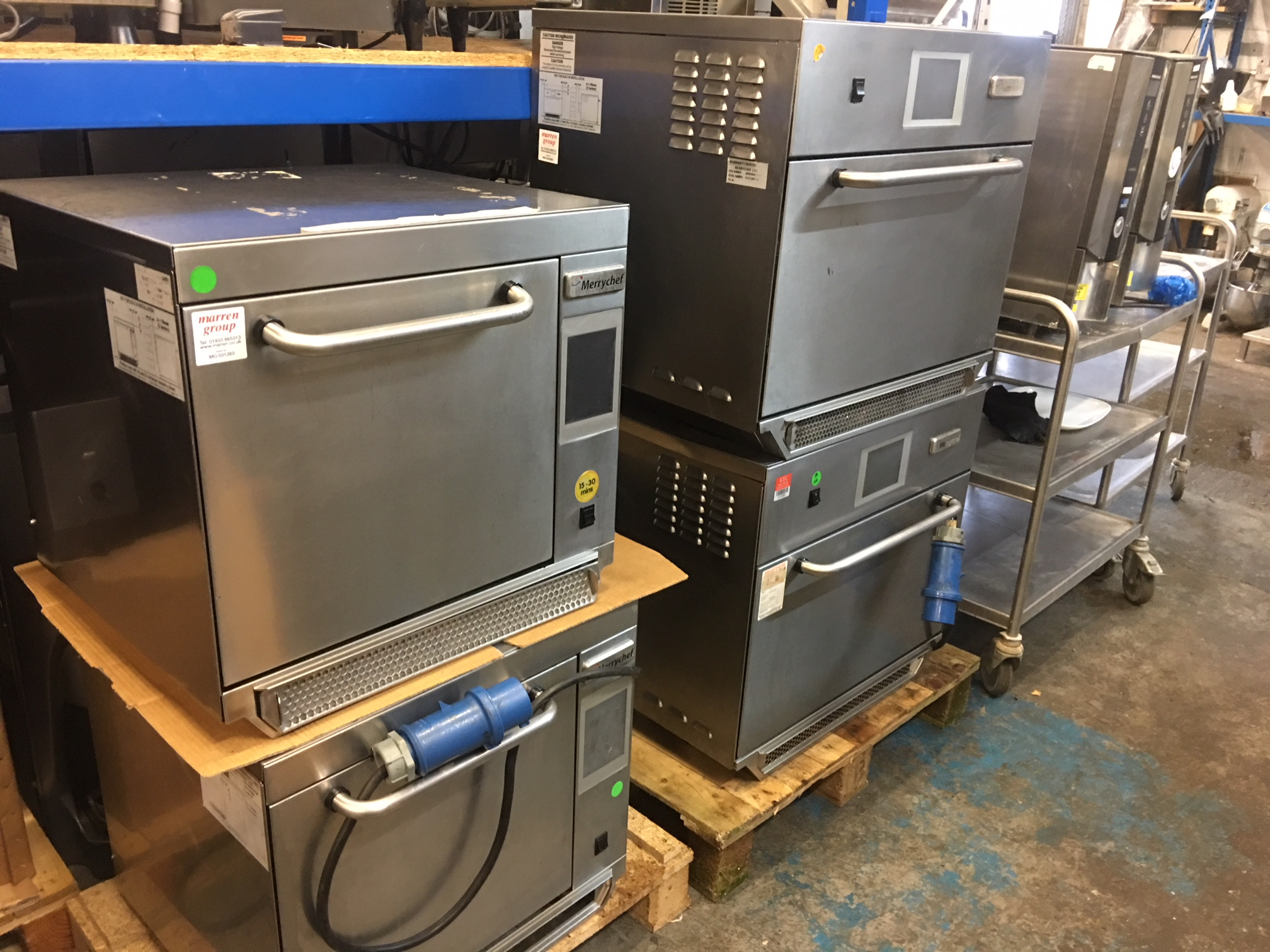 Merry Chef E3 Commercial Combination Oven (We have 4 in stock- price for 1  only)