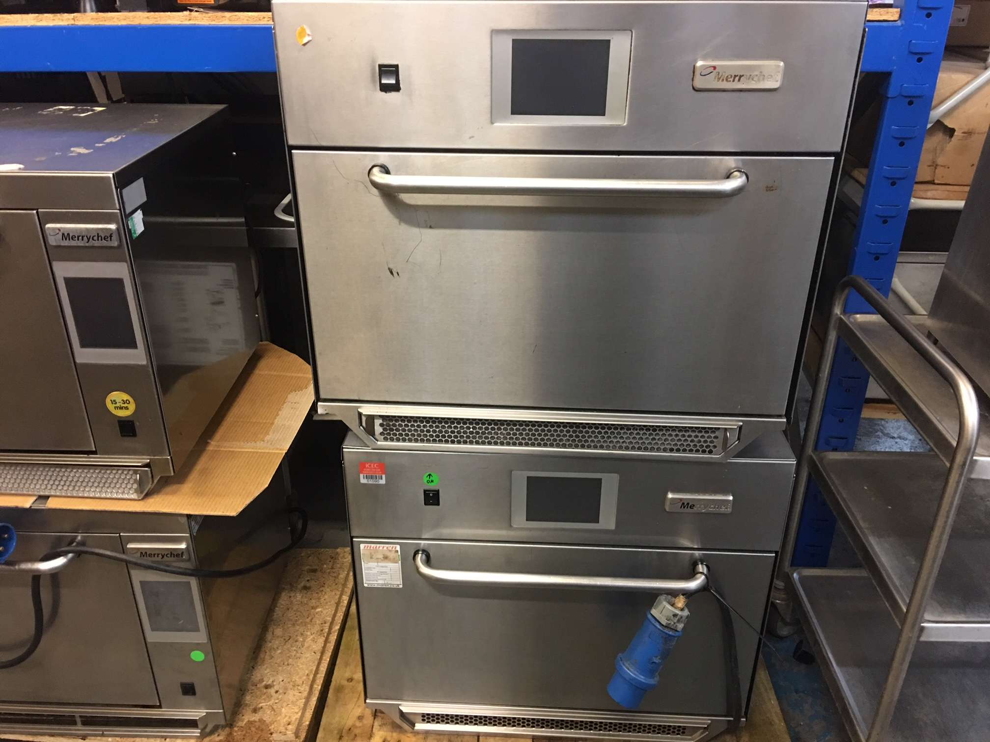 Merry Chef E5 Commercial Combination Oven (We have 3 in stock- price for 1  only)