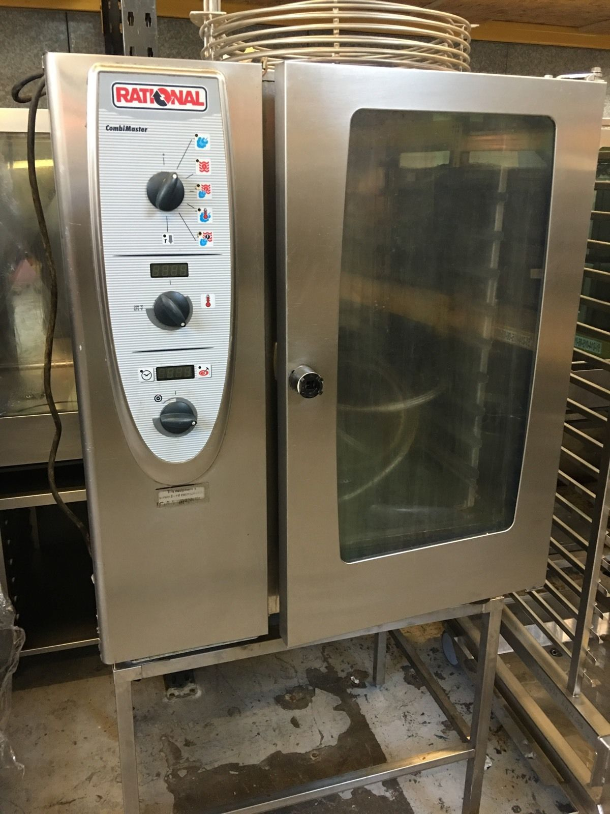RATIONAL CM 101 G COMBIMASTER 10 GRID peri peri 1 Phase Rare To Find Gas 121926406524 rational cm 101 g combimaster 10 grid peri peri gas used rational cm101 wiring diagram at reclaimingppi.co